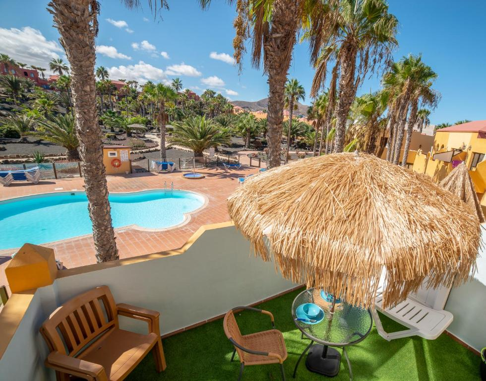 Gallery image of this property - Apartment Lightbooking- Terrace And Chill Oasis Royal, Corralejo