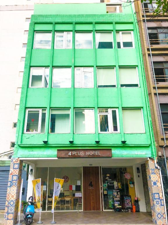 台北斯格加旅店