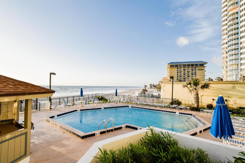 Pictures of daytona beach shores condo rentals