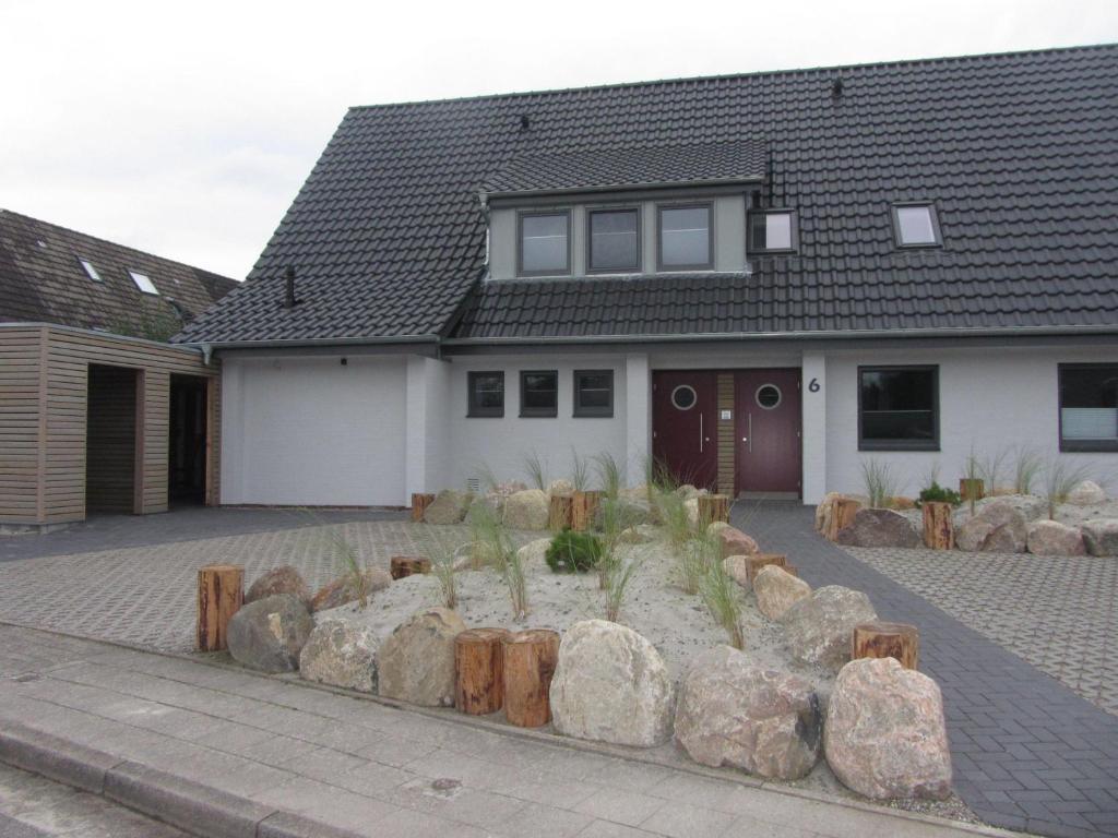 Ferienwohnung Haus Strandgut Wohnung Pier Deutschland Sankt Peter