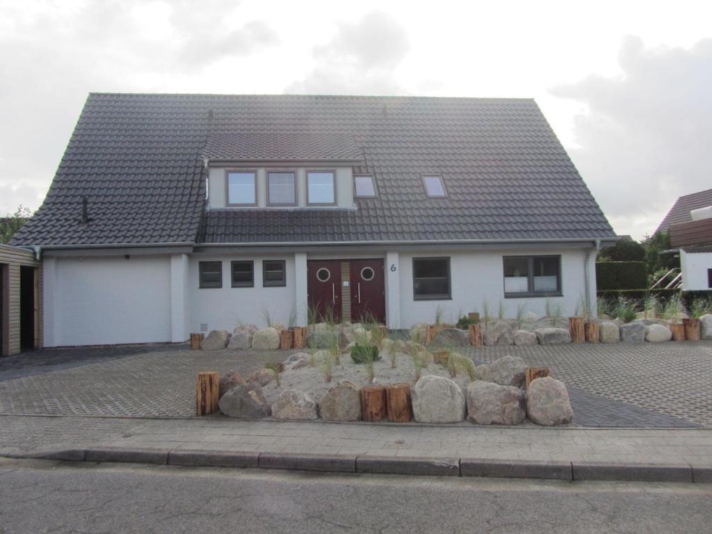 Ferienwohnung Haus Strandgut Wohnung Düne Deutschland Sankt Peter