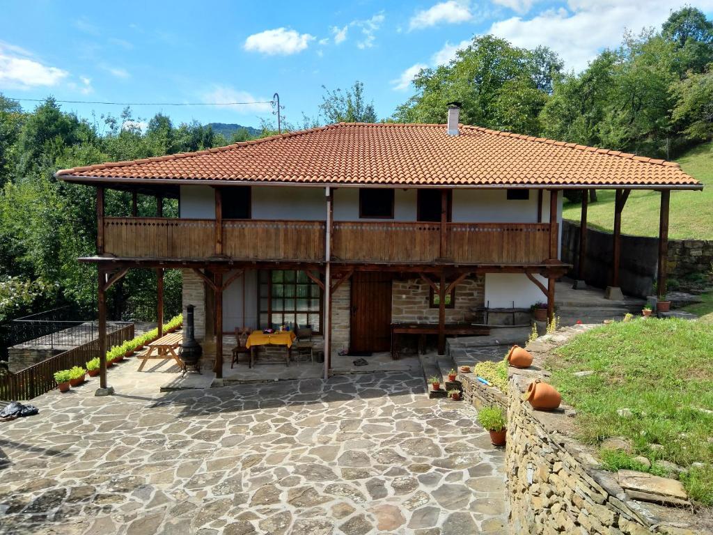 Ваканционна къща Къща за гости Мила - Трявна
