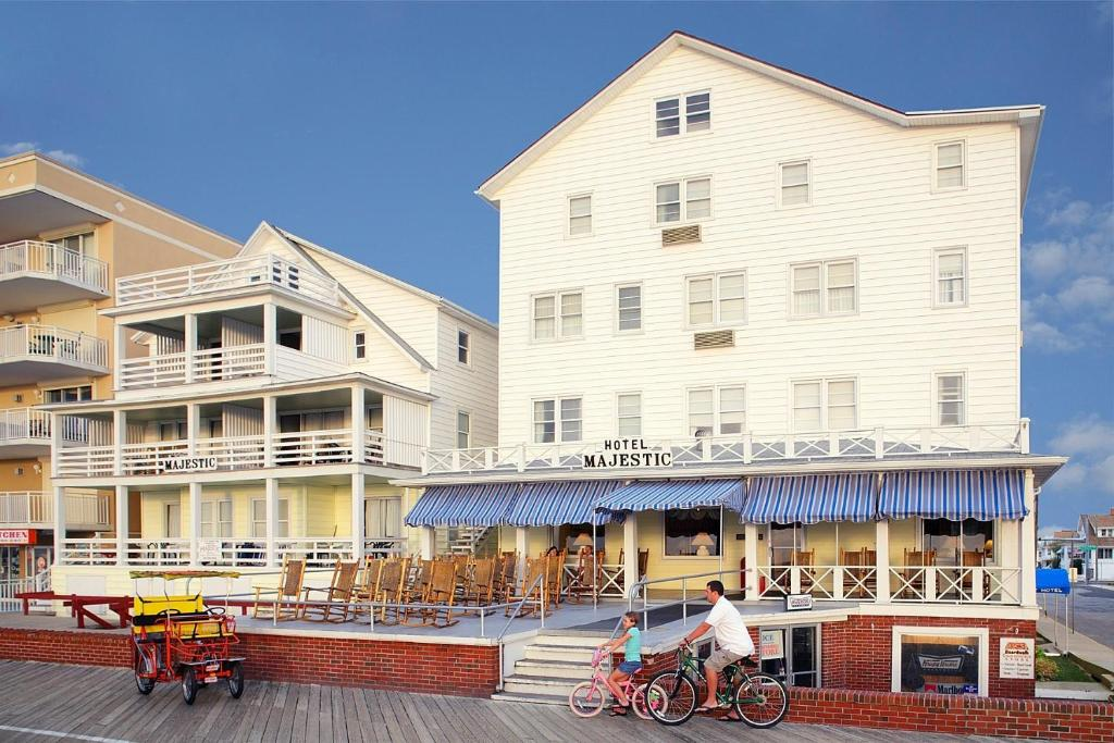 Majestic hotel apartments ocean city md for Booking hotel