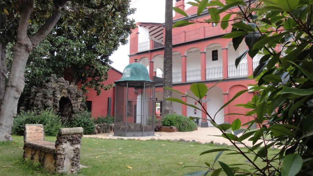 Aparthotel can gallart espagne santa coloma de farners for Reservation appart hotel espagne