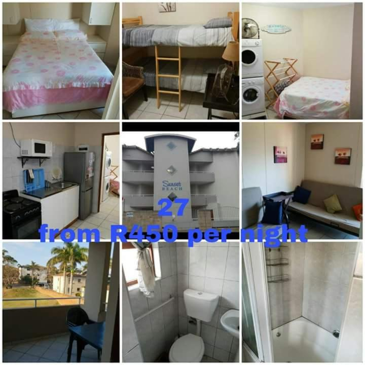 Apartment Sunset Beach 27, Margate, South Africa - Booking com