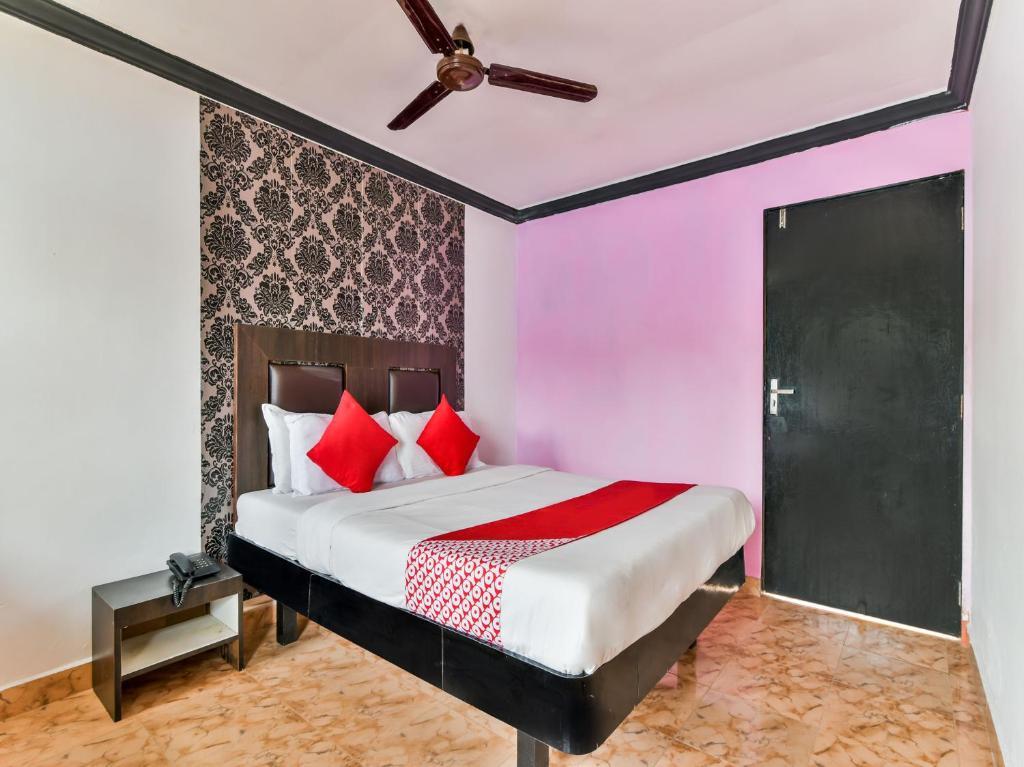 Oyo 2170 Hotel Orchid De Goa Calangute India Booking Com