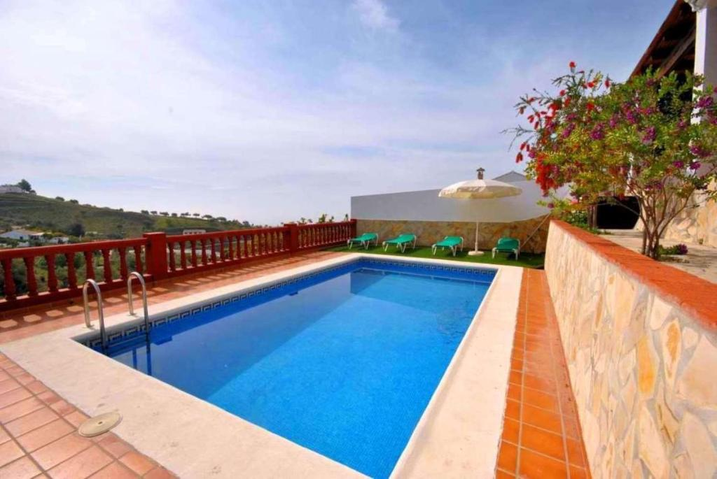 Country house with pool in Frigiliana (Espanha Frigiliana ...