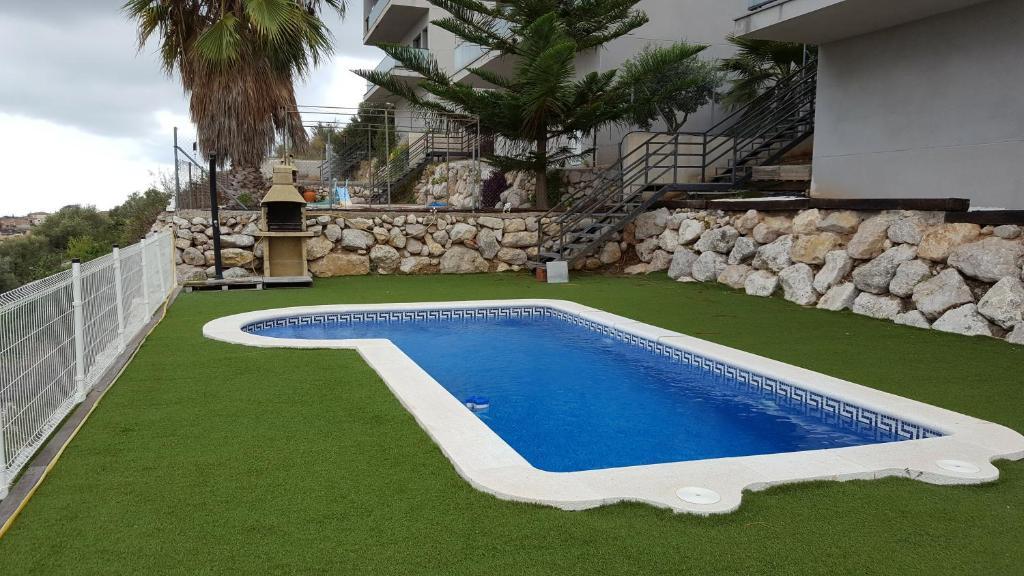 Casa en Calafell con piscina privada!!, Calafell – Precios ...