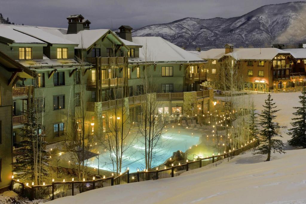 The Ritz Carlton, Aspen Highlands.