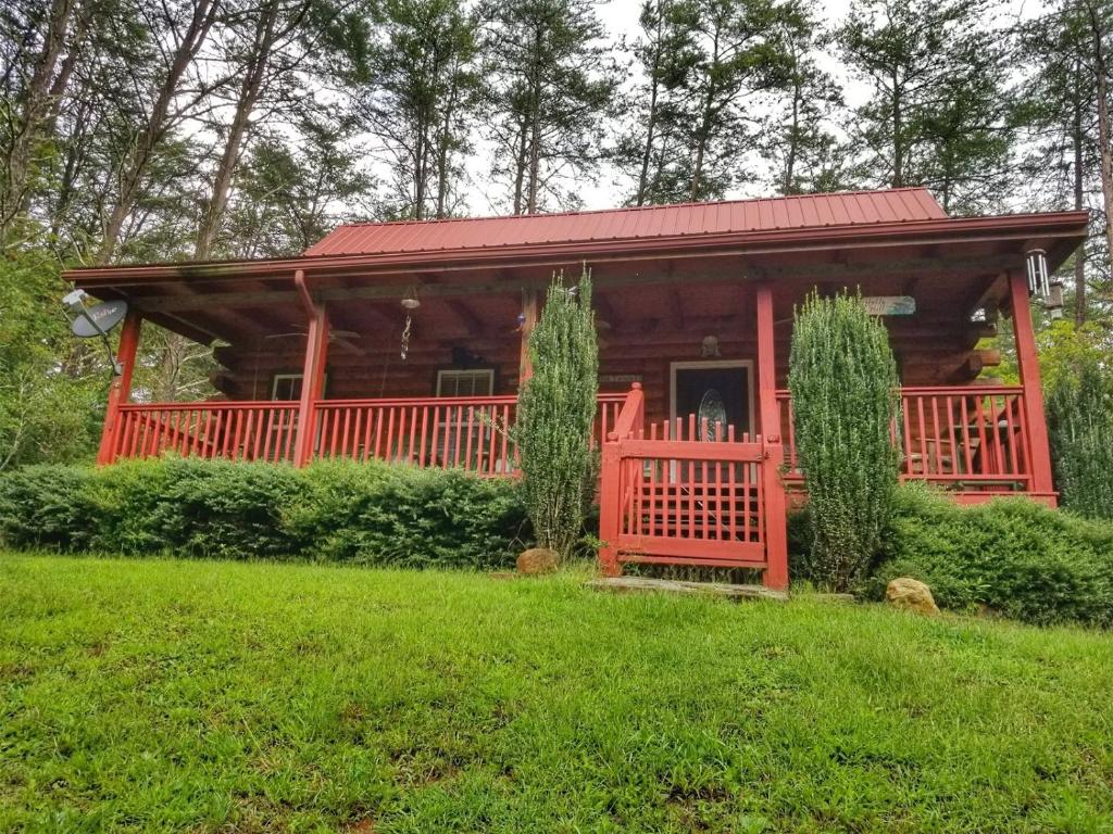 Holly Hill Ocoee River Cabin Rental Copperhill Updated