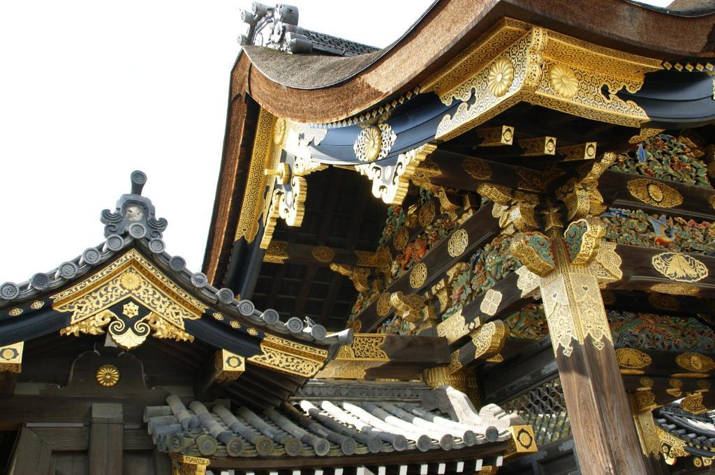 Kyoto stay SAKURA Nijo Castel ...