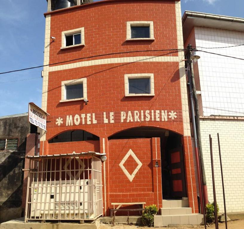 Motel Le Parisien(ドゥアラ)–...
