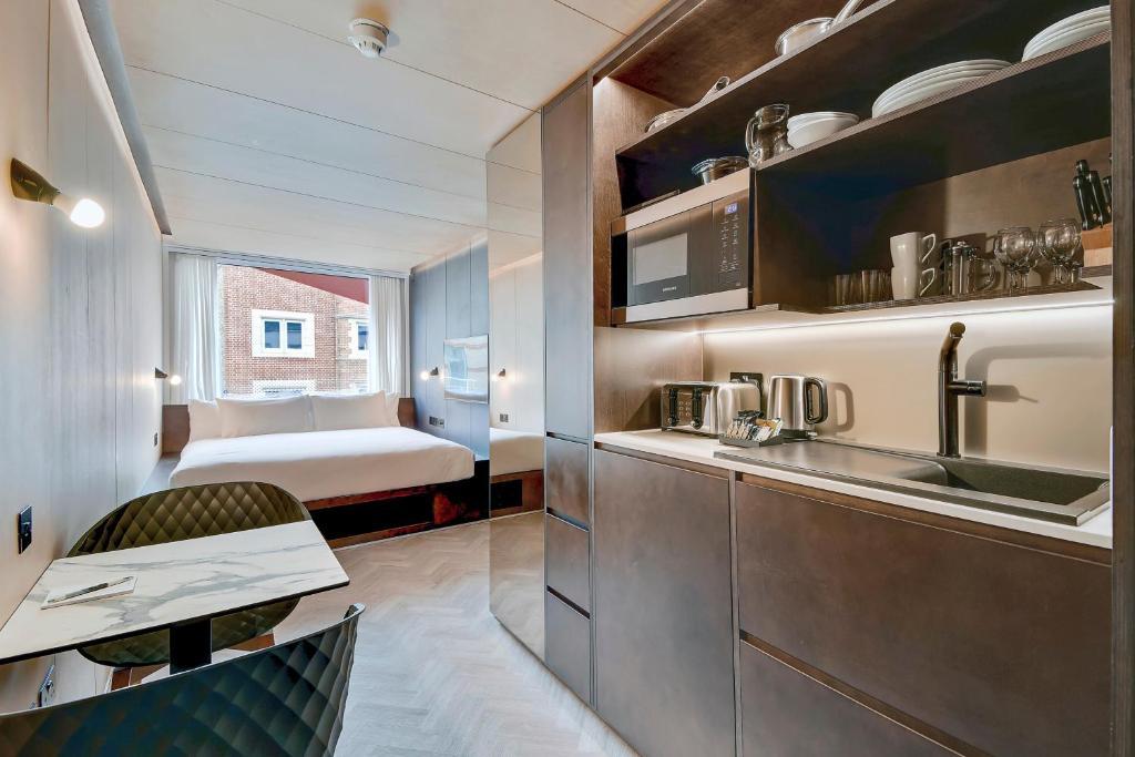 Apartment StowAway Waterloo, London, UK - Booking com