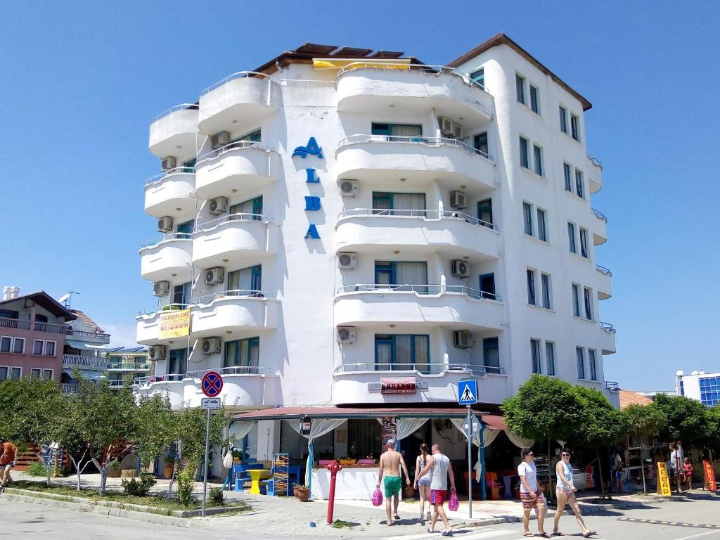 Хотел Alba Family Club Hotel - Приморско