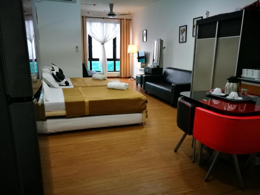 studio e sofo Apartment suria jaya, Shah Alam – Prezzi ...