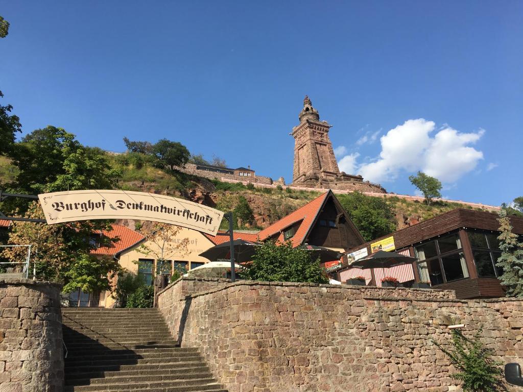 Inn Burghof Kyffhäuser, Bad Frankenhausen, Germany
