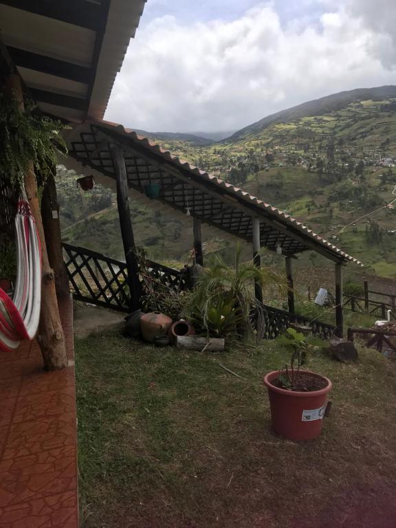 Casa de campo Yuquin. Hermoso lugar (Ekvador Gualaceo ...