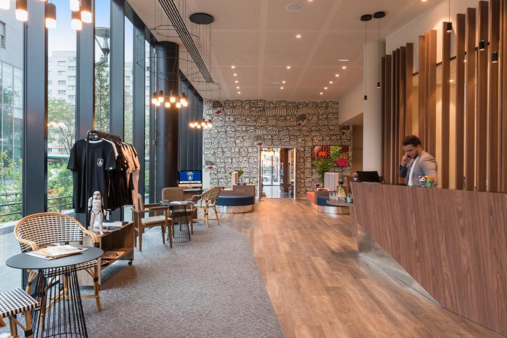 Hôtel Maison Montmartre (Frankreich Paris) - Booking.com