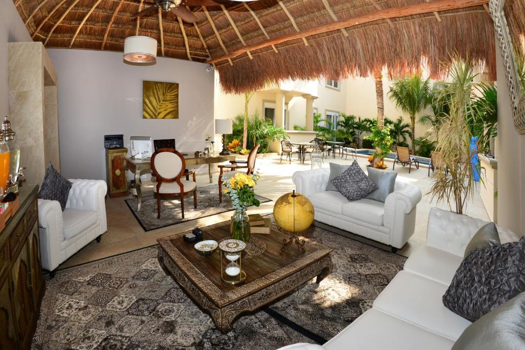 hotel esencia luxury beach resorts tulum mexico