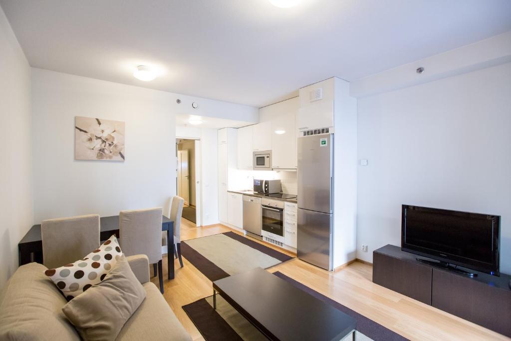 Forenom Apartments Helsinki Central Finland