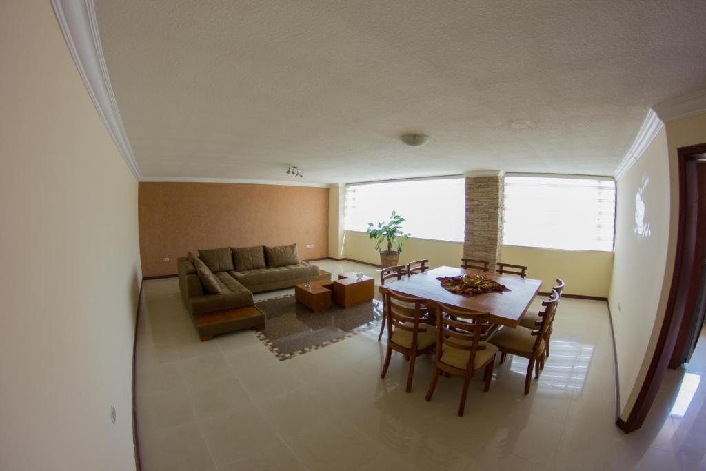 Appartement Departamento 5 estrellas en Quito (Ecuador Quito ...