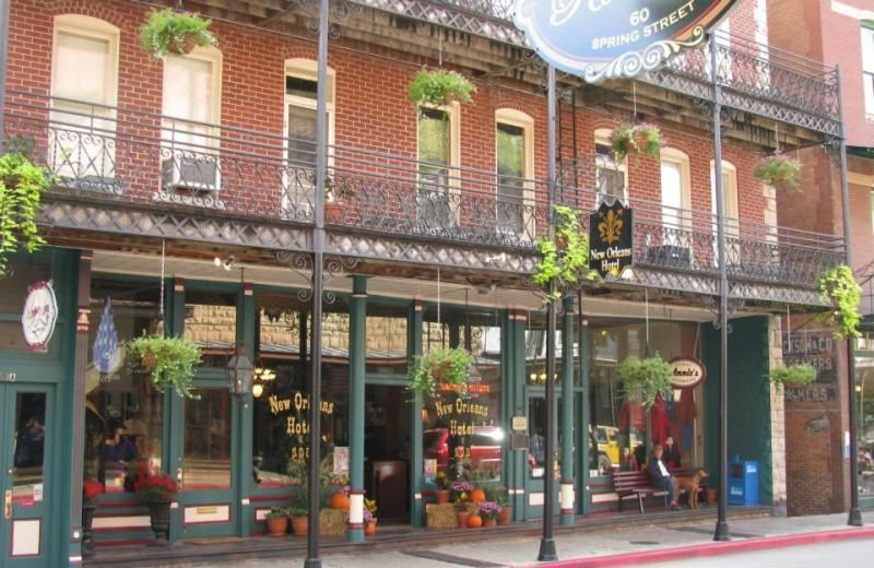 New Orleans Hotel Eureka Springs, AR - Booking.com