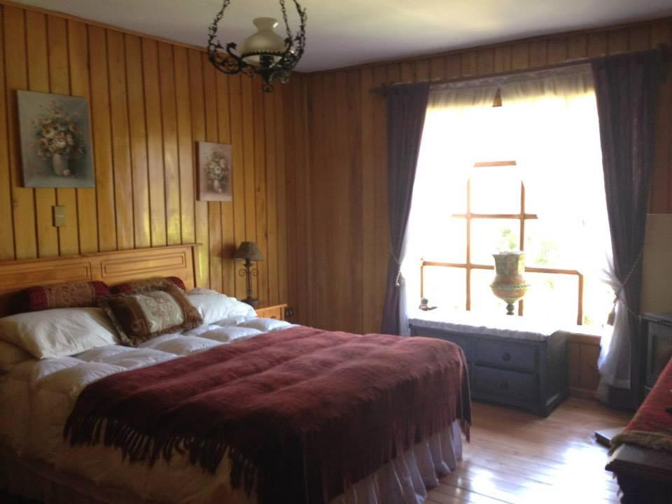A bed or beds in a room at Tranqueras del Monte