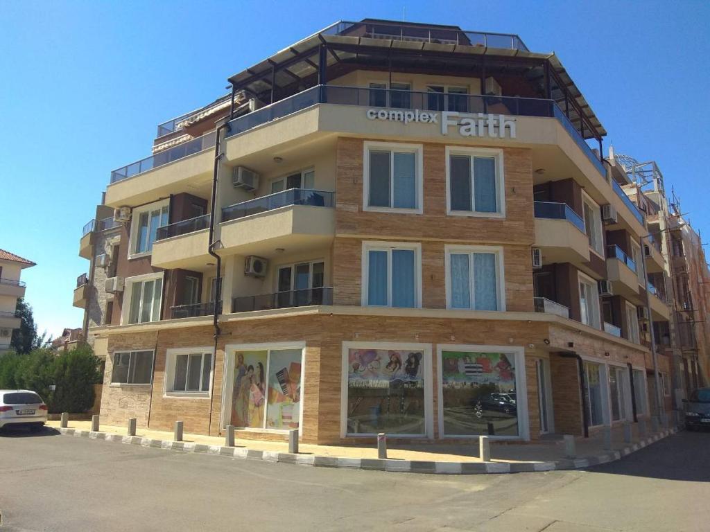 Апартамент Private apartment in Faith - Ravda - Равда