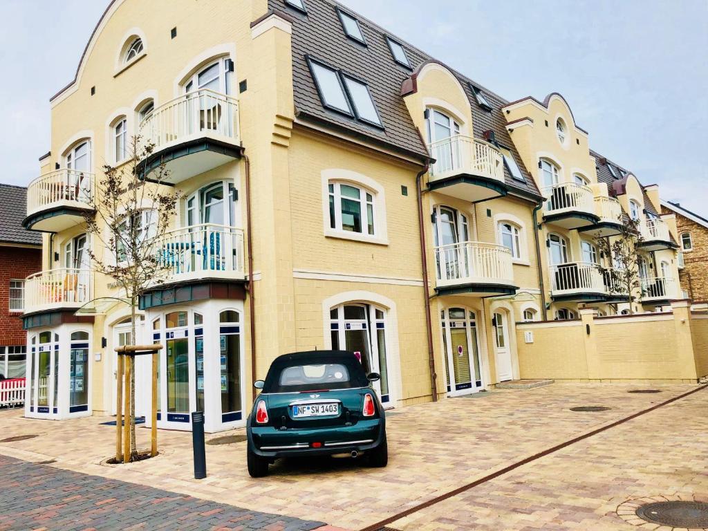 Apartment Ankerplatz Sylt Haus Mateika Wohnen Sie Exklusiv Im Herzen