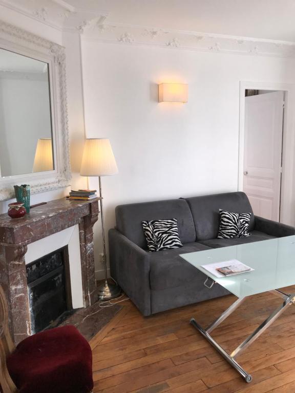 Appartement Parisien de Standing ....., Saint-Ouen, France - Booking.com