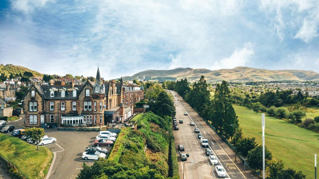 Braid Hills Hotel Gb Edinburgh Booking Com