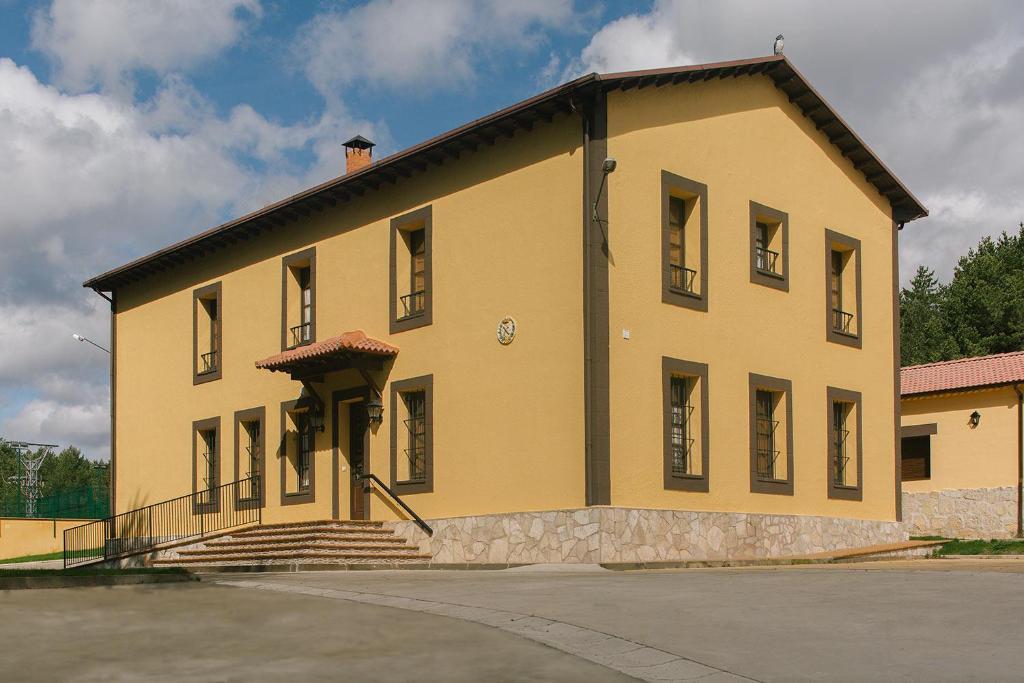 Apartments In Canicosa De La Sierra Castile And Leon