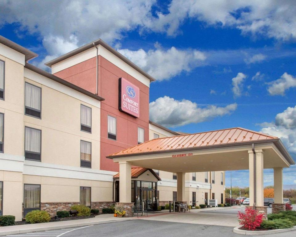 Hotel Comfort Suites Altoona Pa Booking Com