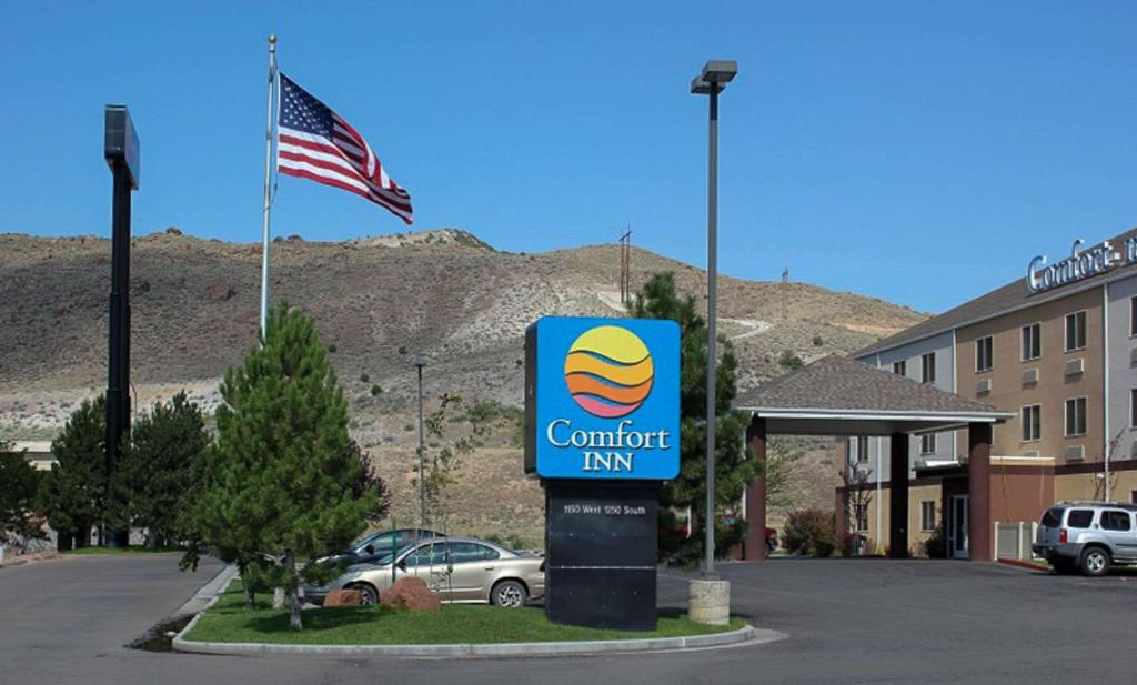 Comfort Inn Richfield Ut Booking Com