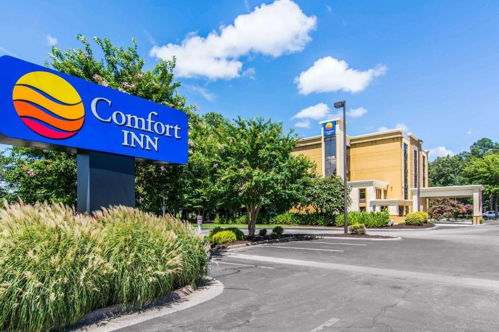Comfort Inn Newport News Williamsbu Va Booking Com