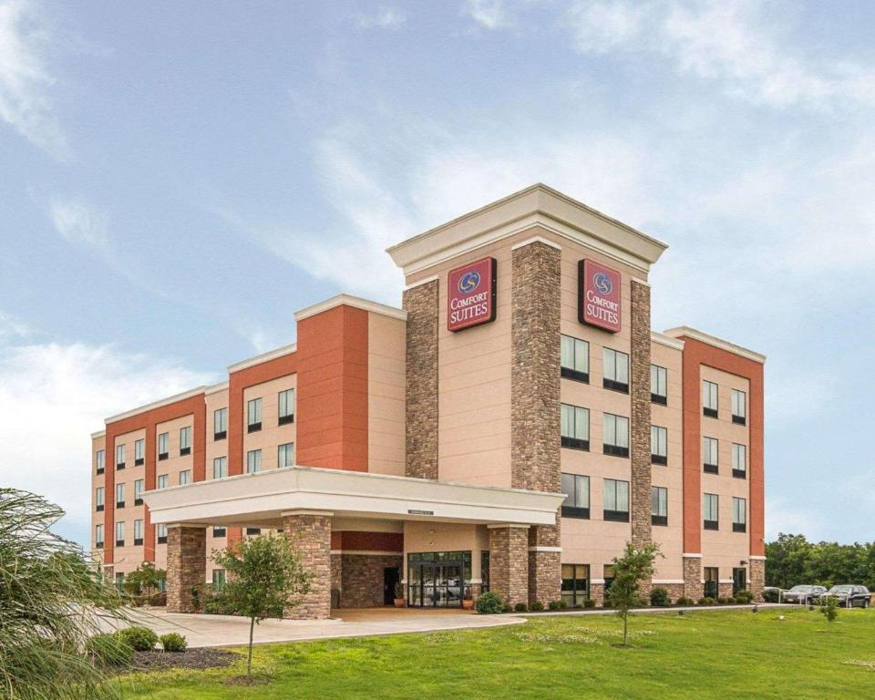 Hotel Comfort Suites Bossier City La Booking Com
