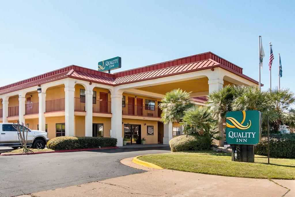 Quality Inn Bossier City La Booking Com