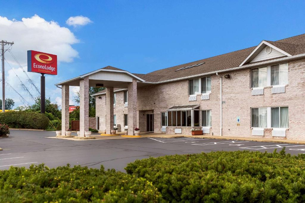 Fairview Heights Il >> Econo Lodge Inn Suites Fairview Heights Il Booking Com