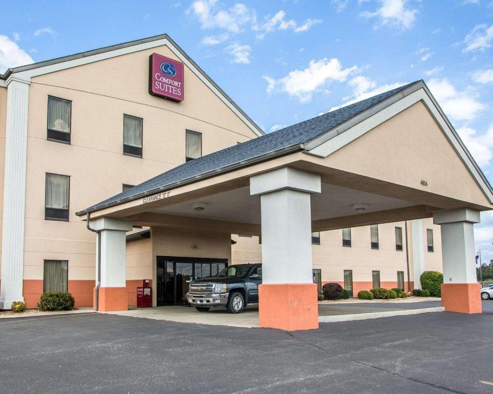 hotel comfort suites jefferson city mo booking com rh booking com