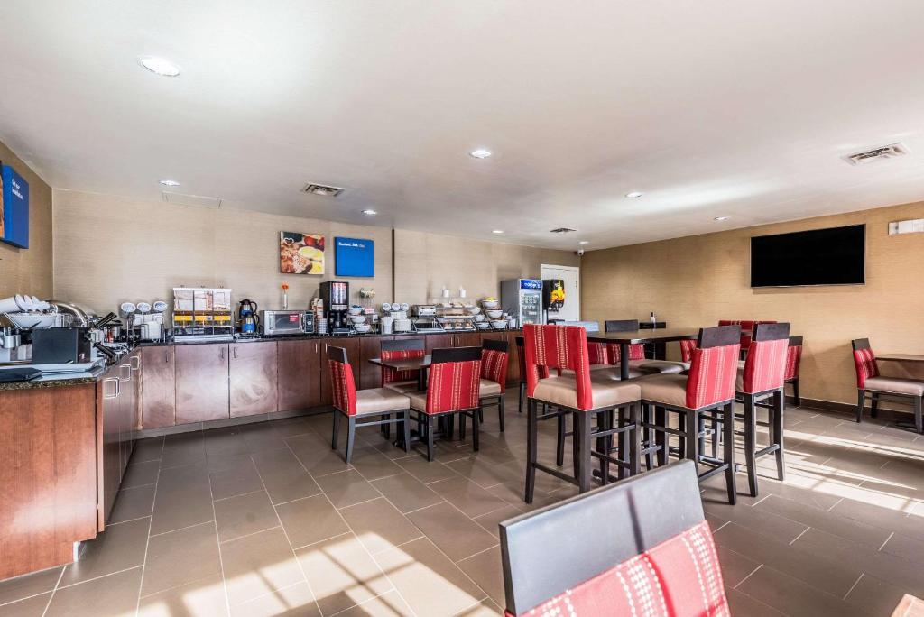Comfort Inn & Suites Dayton North, OH - Booking com