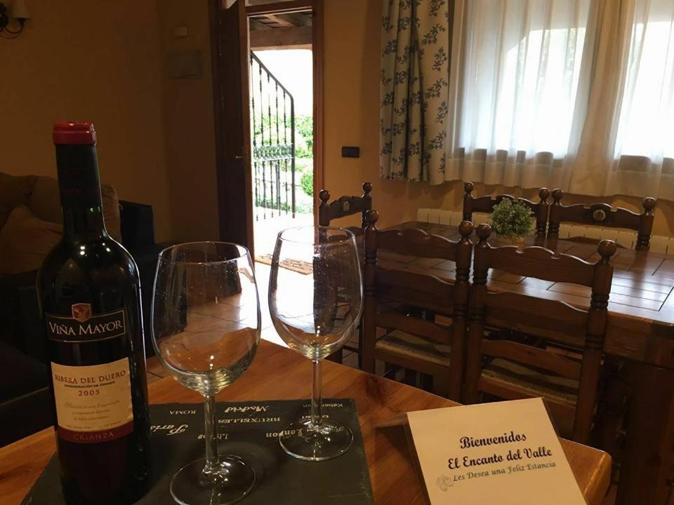 Apartamento El Encanto del Valle (Espanha Gargantilla del ...