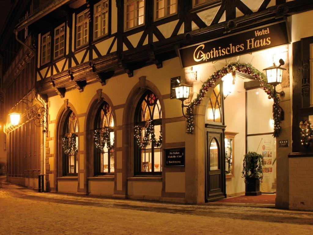 Travel Charme Hotel Gothisches Haus Wernigerode Updated 2019 Prices