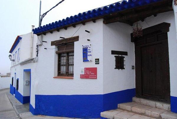 HOTEL RURAL LA CASA DE LOS TRES CIELOS (Spanje Campo de ...