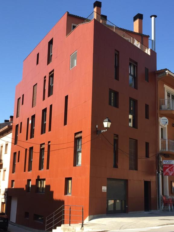 Apartments In Berga Catalonia