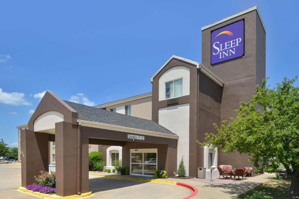 Sleep Inn Fayetteville Ar Bookingcom