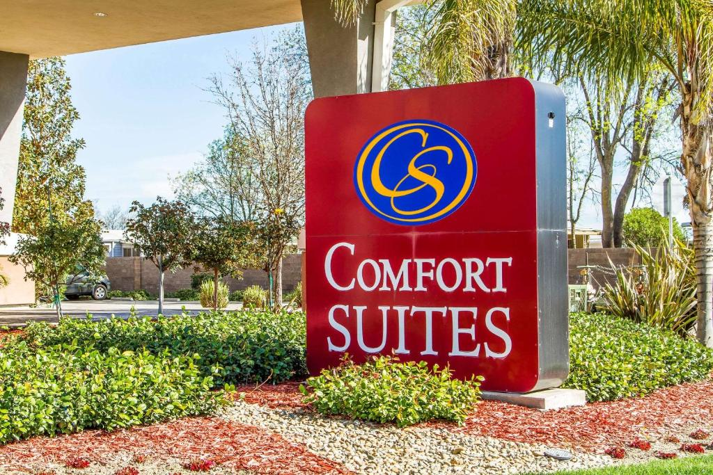 Vacaville Outlets Map >> Hotel Comfort Suites Vacaville Ca Booking Com