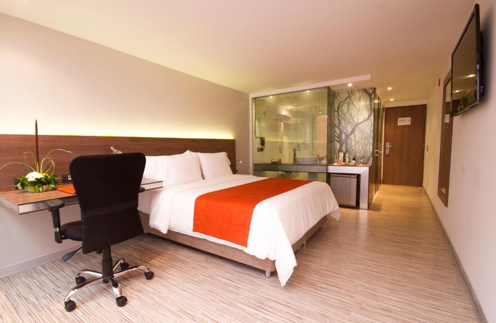 Hotel bogota 100 bogot precios actualizados 2018 for Hotel design 100 bogota