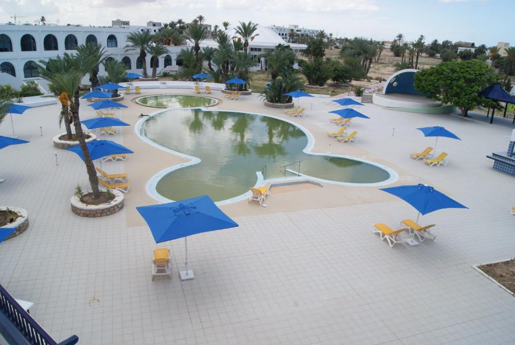Grand Hotel Les Thermes Djerba Tunesien Triffa Booking Com