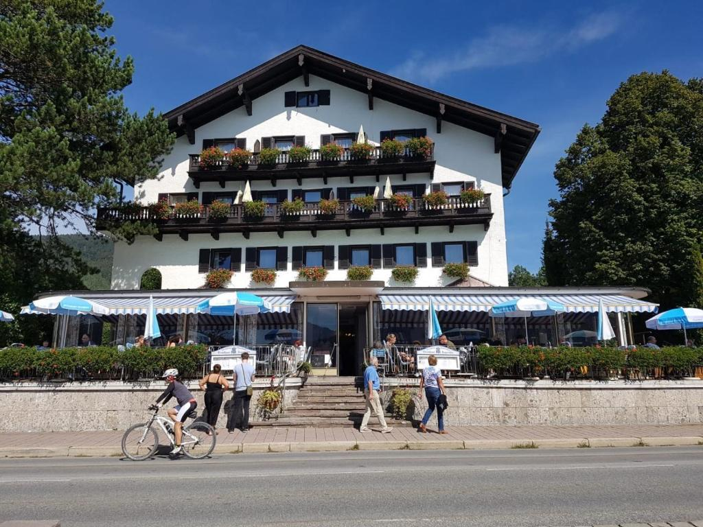 Biking at or in the surroundings of Seehotel zur Post