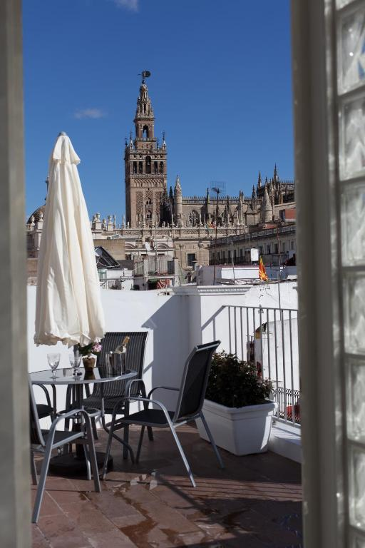 80603c4d712f0 Luxury Apartments Seville Center